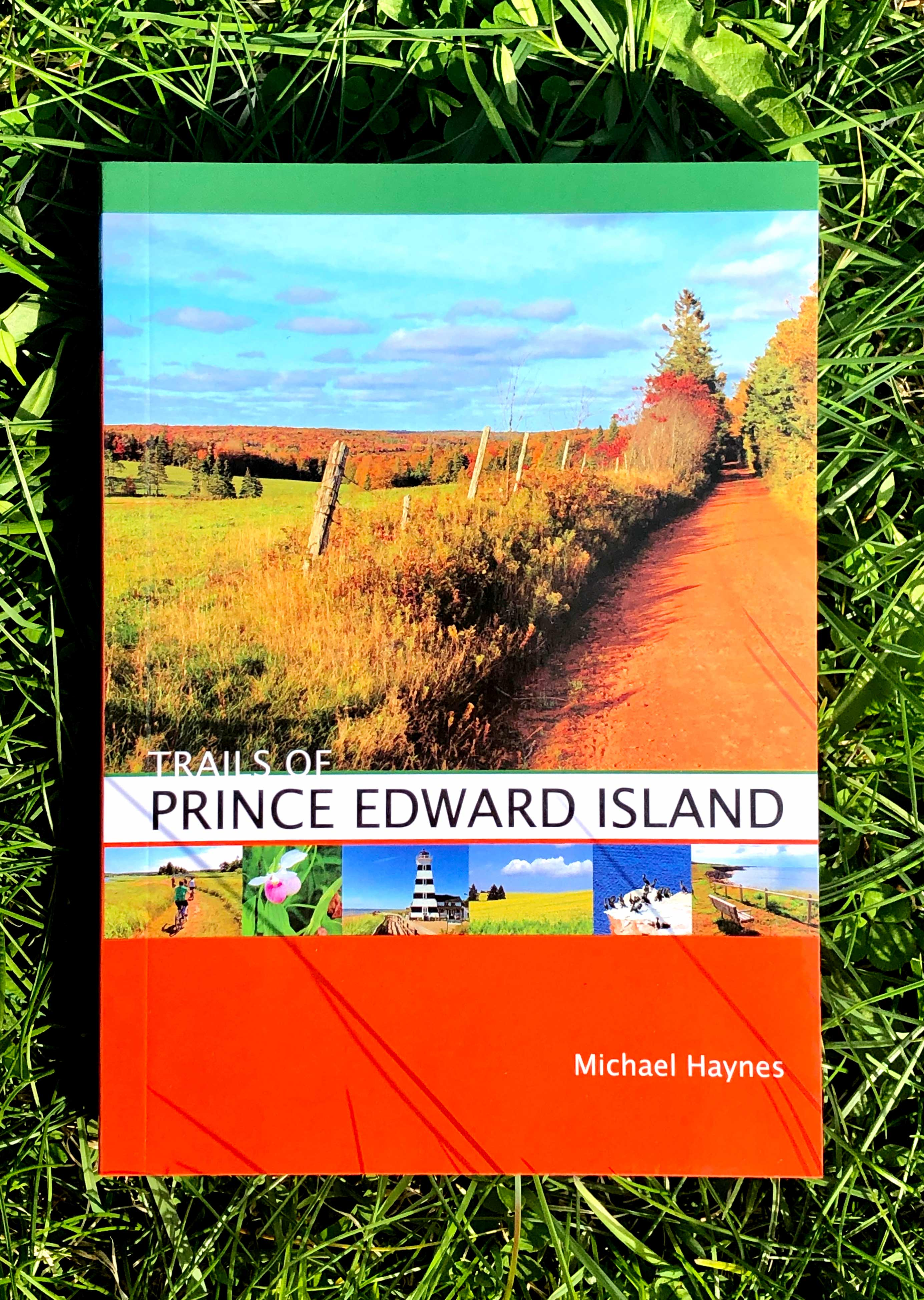 Hiking Trails of PEI Book